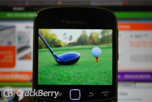 BlackBerry Golf
