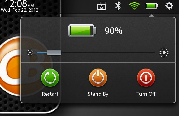 BlackBerry PlayBook 2.0 status