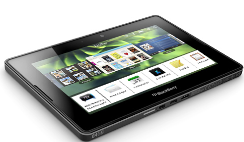 BlackBerry PlayBook Native Apps