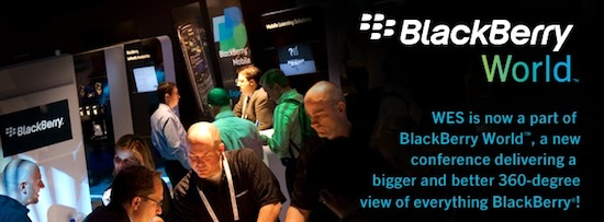 BlackBerry World Conference