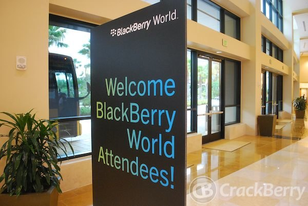 BlackBerry World 2013