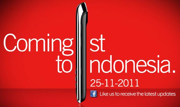 BlackBerry Bold 9790 Indonesia
