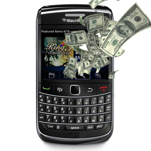 BlackBerry App World Carrier Billing