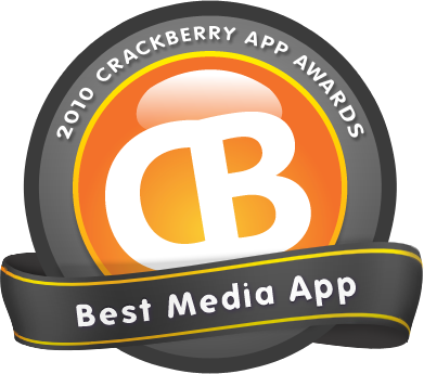CrackBerry Best Media App