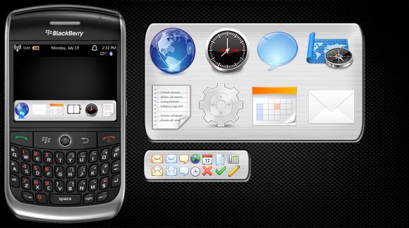 Slverite for BlackBerry