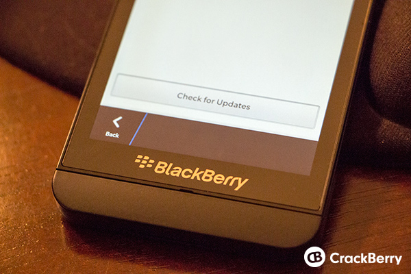 How to get the latest BlackBerry 10 software on your Z10