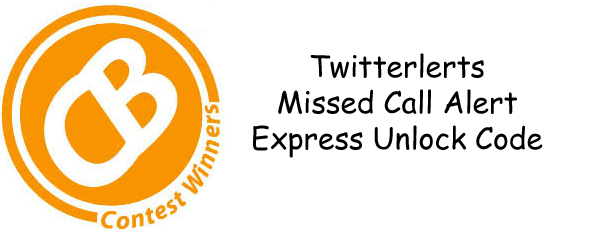 Contest Winners