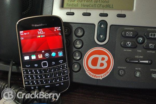 BlackBerry Desk Phone