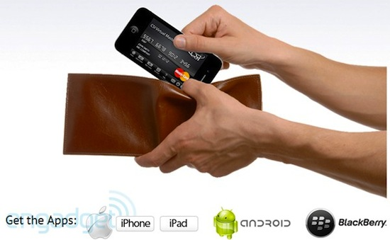 CSI MasterCard App
