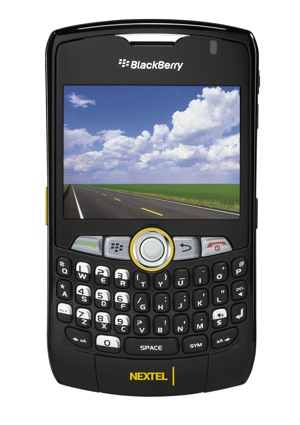 BlackBerry 8350i