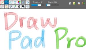 Draw Pad Pro