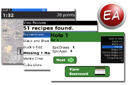 Epic Applications