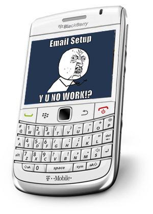 Email Setup Application