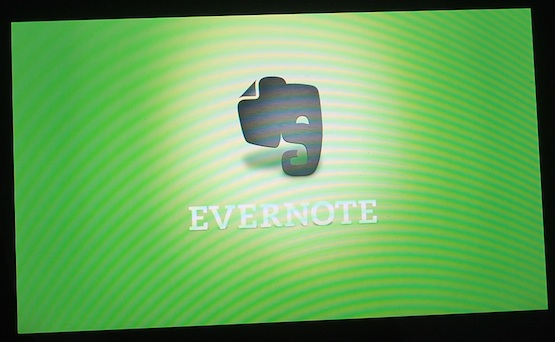 Evernote BlackBerry PlayBook