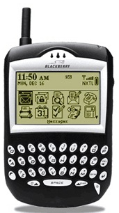 BlackBerry 6510