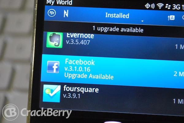 Facebook 3.1.0.17