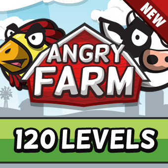 Angry Farm BlackBerry