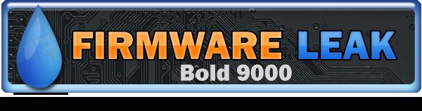 Bold 9000 OS