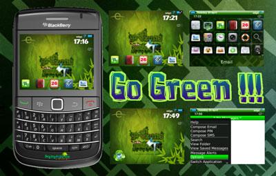 Go Green! Theme