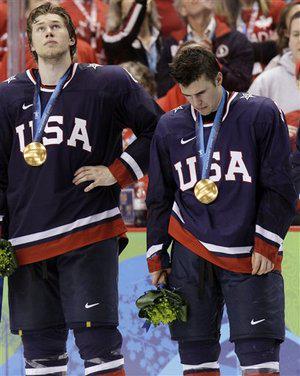 Hockey Gold!