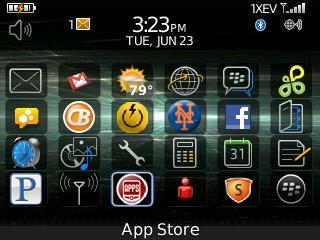 CrackBerry App Store Client