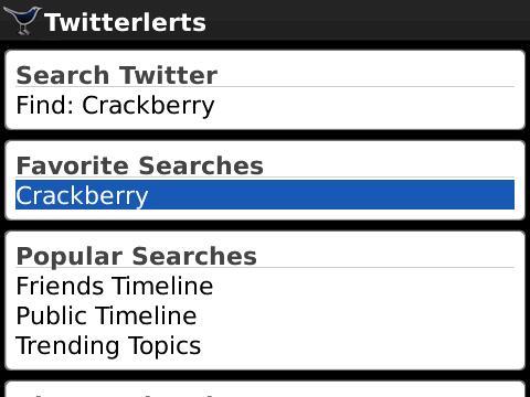 Twitterlerts