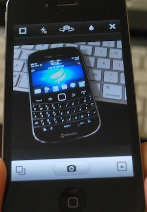 Instagram for BlackBerry - Want to download it now