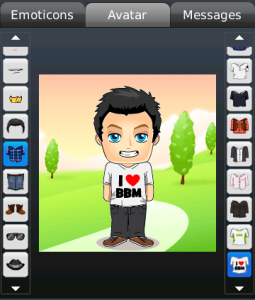 Jingu for BlackBerry