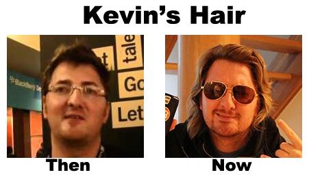 Kevin's Hair