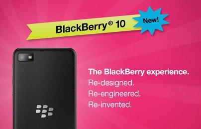 Koodo BlackBerry 10