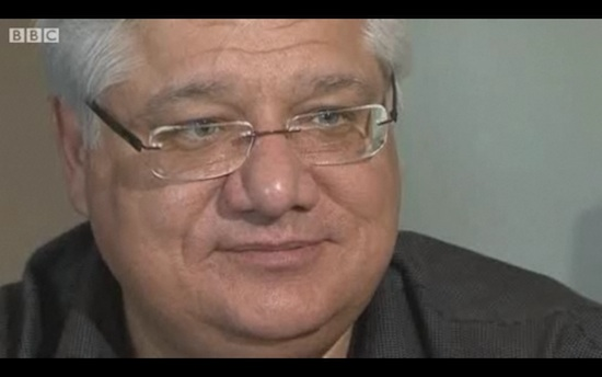 Mike Lazaridis BBC Interview