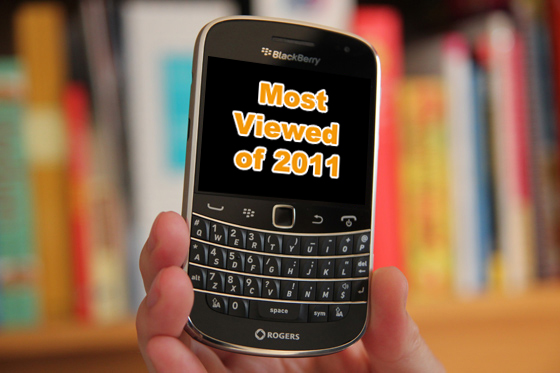 Most Viewed Posts 2011