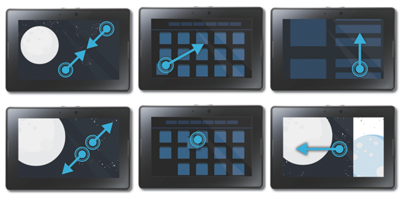 blackberry playbook gestures and navigation crackberry com rh crackberry com