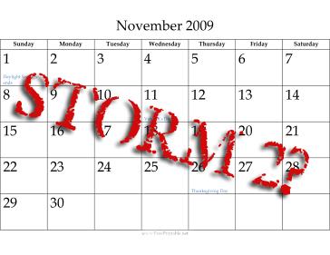 November Storm 2?
