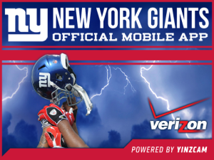 NY Giants Mobile