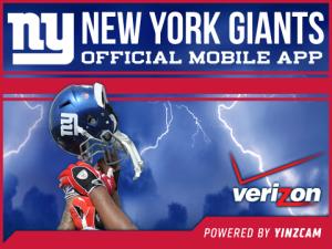 NY Giants Mobile
