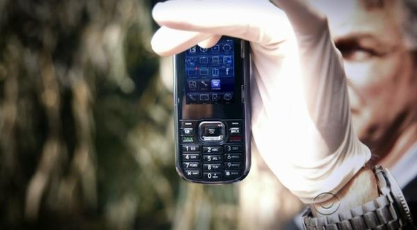 BlackBerry OS on LG Rumor2