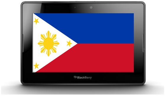 BlackBerry PlayBook Philippines