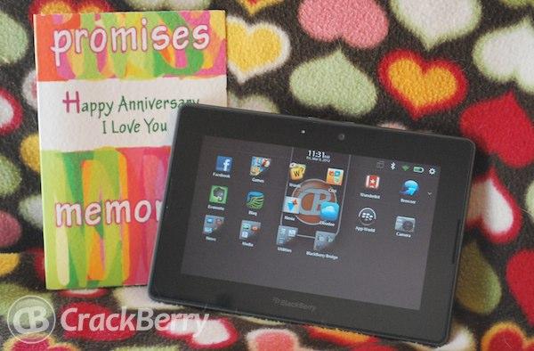 PlayBook Love