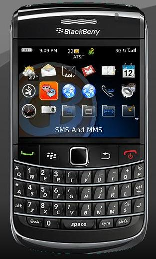 SOTI Pocket Controller Pro BlackBerry