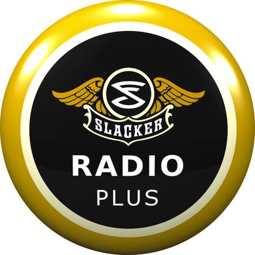 CrackBerry Slacker Radio Plus