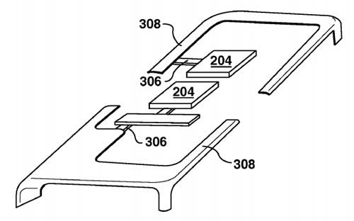 RIM Fuel Cell Patent