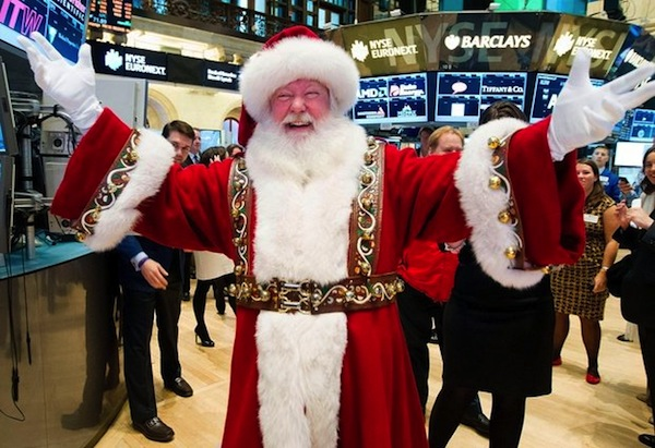 Santa Stock Market