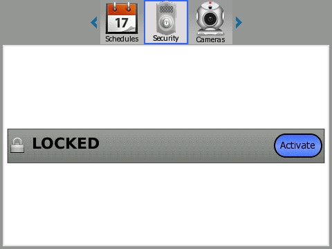 Schlage LiNK BlackBerry