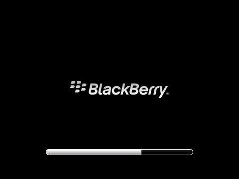 CrackBerry BlackBerry Boot Screen