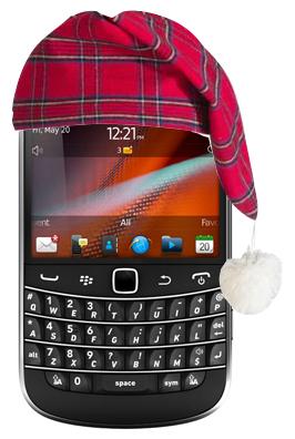 BlackBerry Internet Service Outage