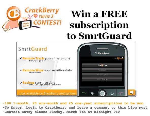 SmrtGuard Contest