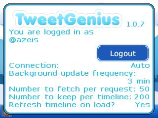 TweetGenius