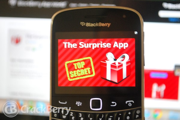 The Surprise App