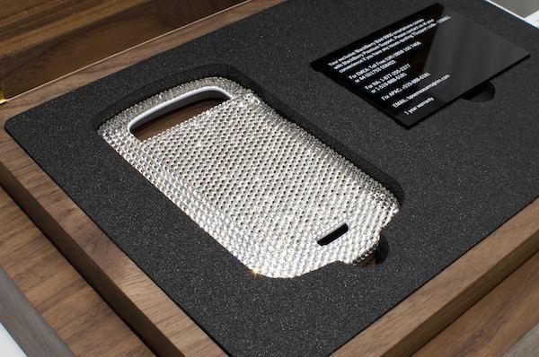 Swarovski BlackBerry Bold 9900